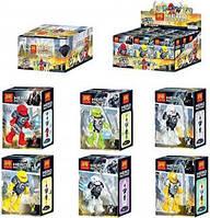 LELE Hero Factory 78042 фигурка на подставке