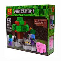 LELE Minecraft 78086B Майнкрафт 51 дет 6+