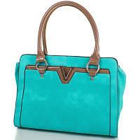 Женская сумка из качественного кожезаменителя ANNA&LI (АННА И ЛИ) TUP14008-4