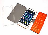 """Смартфон HTC S8888 (2SIM) 4,5"""" 0,5/4 GB 12,6/5 Мп + 2 ЧЕХЛА!white белый Гарантия!"""