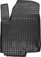 Полиуретановый водительский коврик для Kia Soul I (AM) 2010-2013 (AVTO-GUMM)
