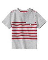 """Детская футболка """"Полоска"""" для мальчика"""