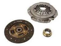 Сцепление Daewoo Lanos (диск нажимной, ведомый, подшипник) (производство FSO)