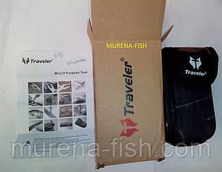 Мульти инструмент Traveler MT619-8G (мультитул) , фото 2