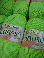 Baby Cotton Lanoso фото Египетский хлопок 100%