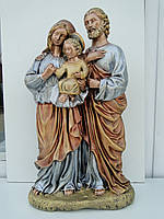 Святое семейство золото