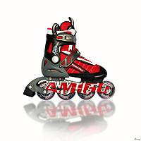 Роликовые коньки Power Flex Amigo sport