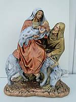 Святое семейство на осле