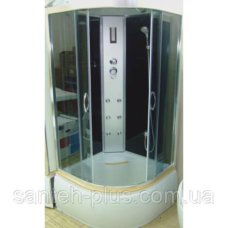 Душевой бокс ATLANTIS AKL-50P 90*90*215 см