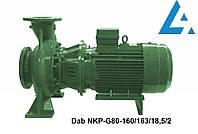 Dab NKP-G80-160/163/18,5/2 насос