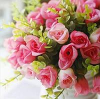 Алмазная вышивка Праздничные цветы KLN 25 х 25 см (арт. FS160) полная выкладка
