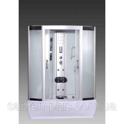 Гидромассажный бокс GM 4413  170*85 с белыми стенками, фото 2