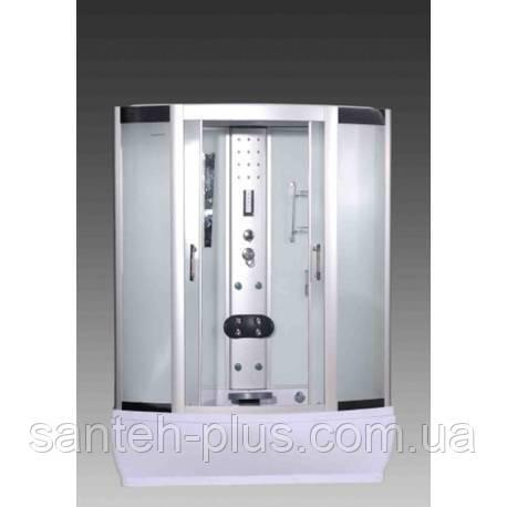 Гидробокс GM 4412 145*85*220 с белыми стенками