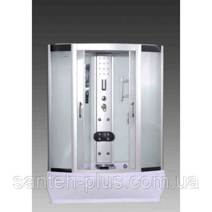Гидробокс GM 4412 145*85*220 с белыми стенками, фото 2