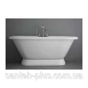 Акриловая отдельно стоящая ванна AquaStream New York 185*81*76 на подиуме