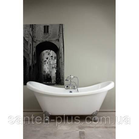 Акриловая ванна AquaStream Denver 185*80*84 на ножках