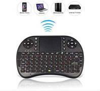 Беспроводная мини клавиатура RT-MWK08 wireless i8 + touch с тачпадом