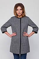 Стильное шерстяное пальто 2016 (рр 42-48), разные цвета