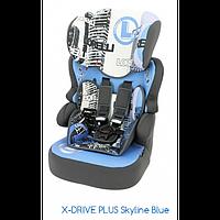 Автокресло Bertoni X DRIVE Plus