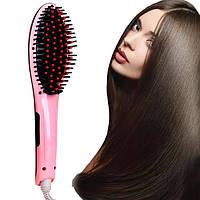 Расческа-выпрямитель Fast Hair Straightener (прямые волосы за считанные минуты)