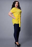 Яркая блузка - Размер 52,54,56,58