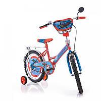 Двухколесный детский велосипед   Мустанг Аэротачки 14