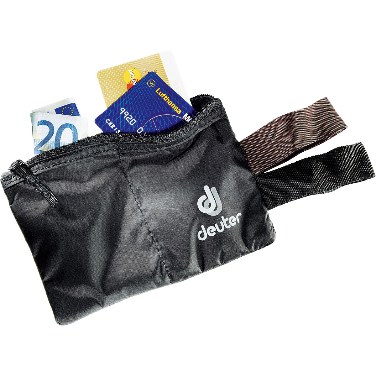 Потайной кошелек Deuter Security Flip In black (3942416 7000)