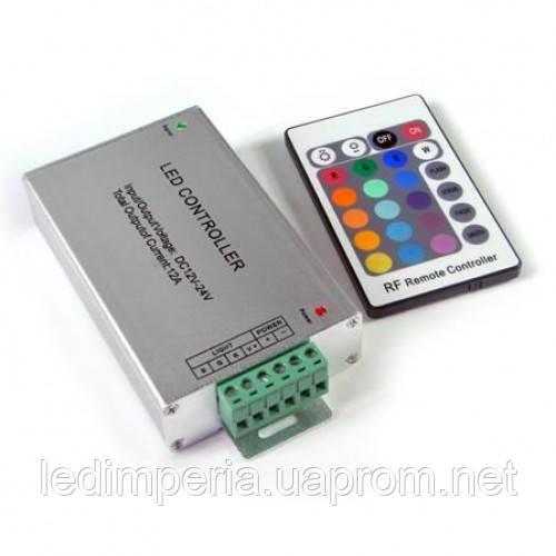 Контроллер 12А-IR-24 кнопки
