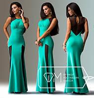 Нарядное длинное платье 353 (832)
