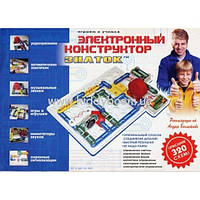 Электронный конструктор Знаток- 320 схем REW-K002