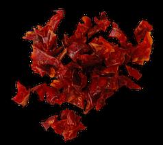 Паприка різана 3х3 червона спеції прянощі для приготування кухні ресторану Китай