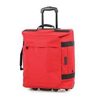 Сумка дорожная Members Cabin Wheelbag 31 Red