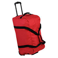 Сумка дорожная Members Holdall On Wheels Medium 83 Red