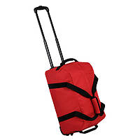 Сумка дорожная Members Holdall On Wheels Small 42 Red