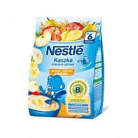 Каша Nestle молочная рисовая с бананом, яблоком, грушей (с 6мес.) 230 гр.