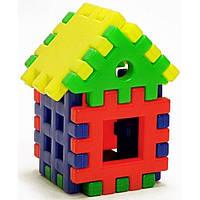 Конструктор Домик Toys Plast ИП.09.001