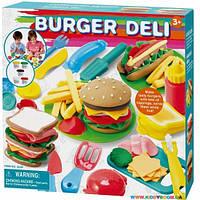Набор для лепки Бургерная PlayGo 8220