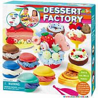 Набор для лепки Фабрика десертов PlayGo 8210