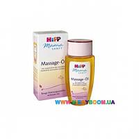 Масло массажное для профилактики растяжек Mama Sanft Hipp 9700