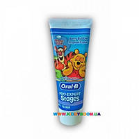 Детская зубная паста Oral-B Stages Винни Пух 75 мл.
