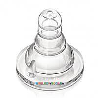Соска медленный поток Avent Standart SCF968/21 от 0 мес.  для бутылочек Standart