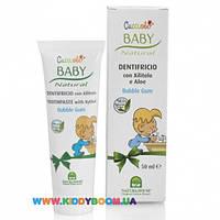 Детская зубная паста Жевательная резинка Cucciolo 50 мл