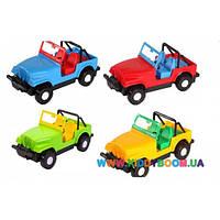 Авто-джип Wader 39015