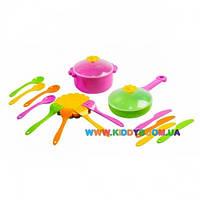 Набор посуды Ромашка 20 элементов Тигрес 39147