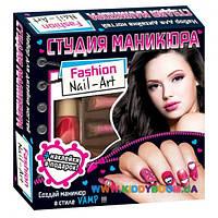 Набор для дизайна ногтей Creative в стиле Вамп 14100161Р