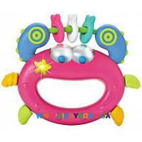 Игрушка – погремушка Краб Baby Team 8601