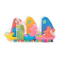 Набор игрушек для ванной Веселый серфер Baby Team 9007