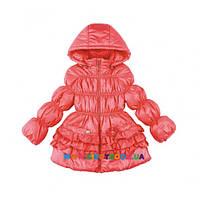 Куртка для девочки р-р 86-110 Baby Line V102-15