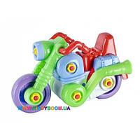 Конструктор Мотоцикл Toys Plast ИП.30.002