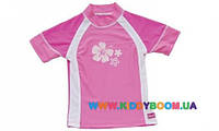Футболка Baby Banz пляжная с коротким рукавом для девочки р-р 92-120 BRPW-2